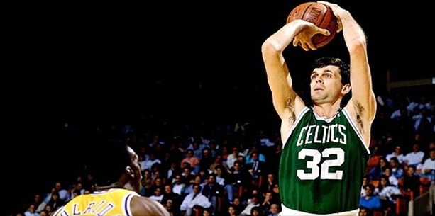 Kevin McHale, My All Time NBA Team, NBA