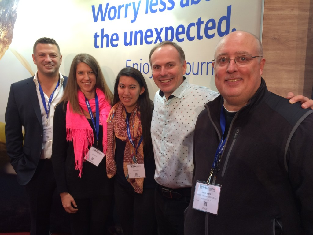 The Travel Trifecta, Allianz Travel Insurance, New York Times Travel Show, My New York Times Travel Show Experience