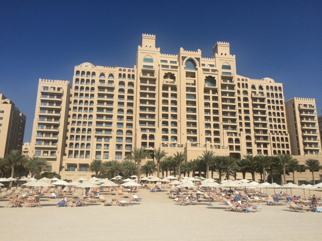Staying on the Palm Islands of Dubai, Dubai, UAE, United Arab Emirates, Fairmont Hotels, Fairmont The Palm