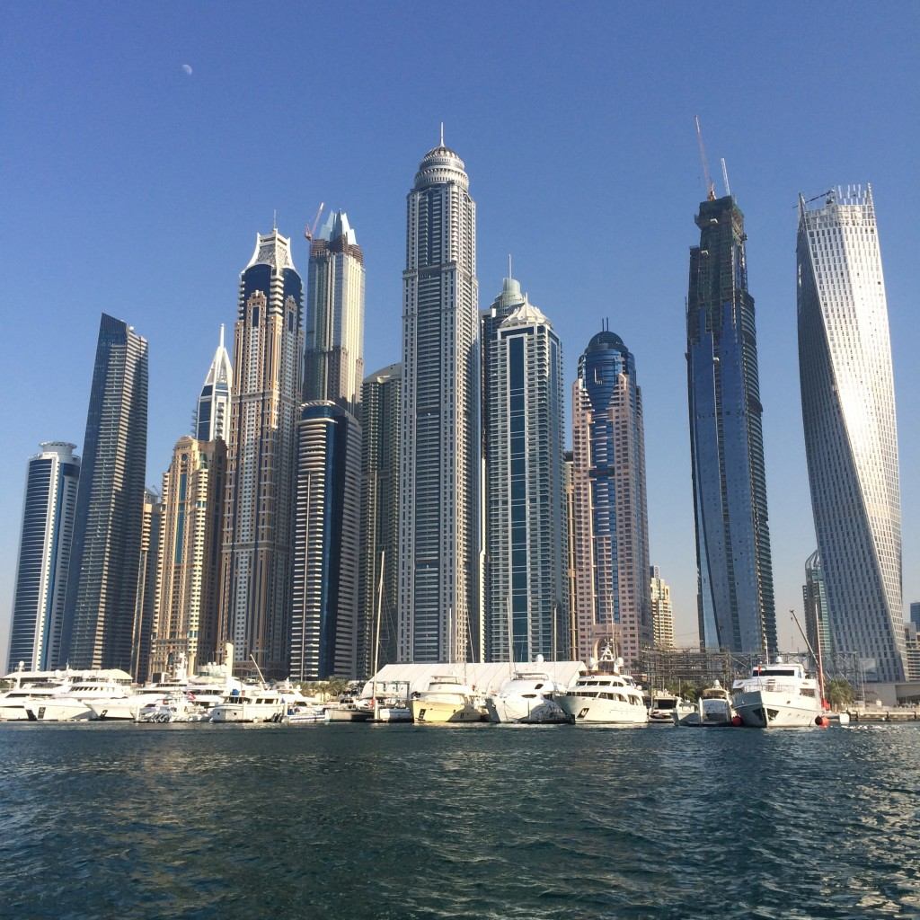 Dubai Marina, Staying on the Palm Islands of Dubai, Dubai, UAE, United Arab Emirates, Fairmont Hotels, Fairmont The Palm