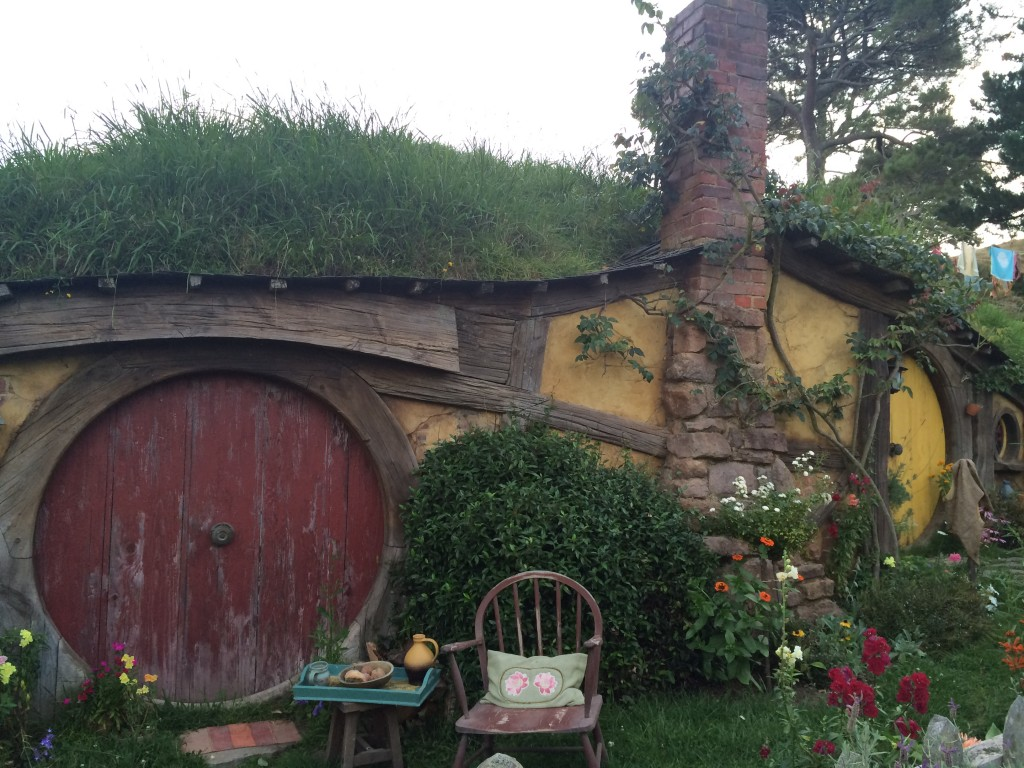 Hobbiton, New Zealand, Hobbiton Movie Set, Tauranga, Hobbiton is one of the Coolest Things in New Zealand