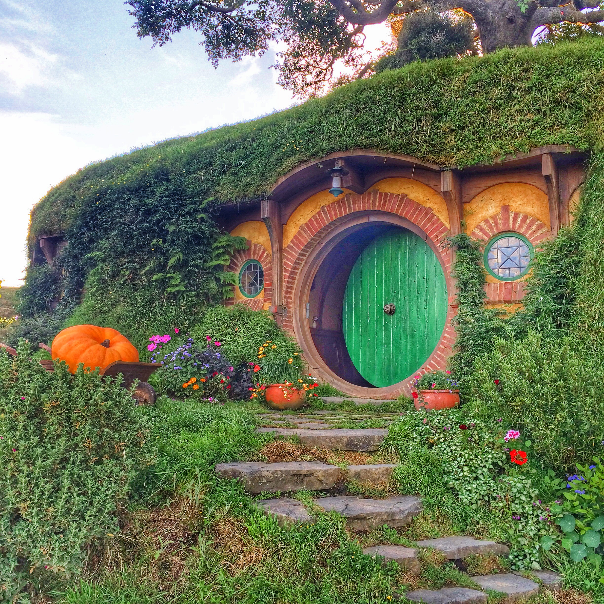 hobbiton is one of the coolest things in new zealand. Black Bedroom Furniture Sets. Home Design Ideas