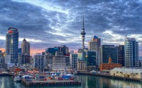Auckland, New Zealand is a Really Pleasant City