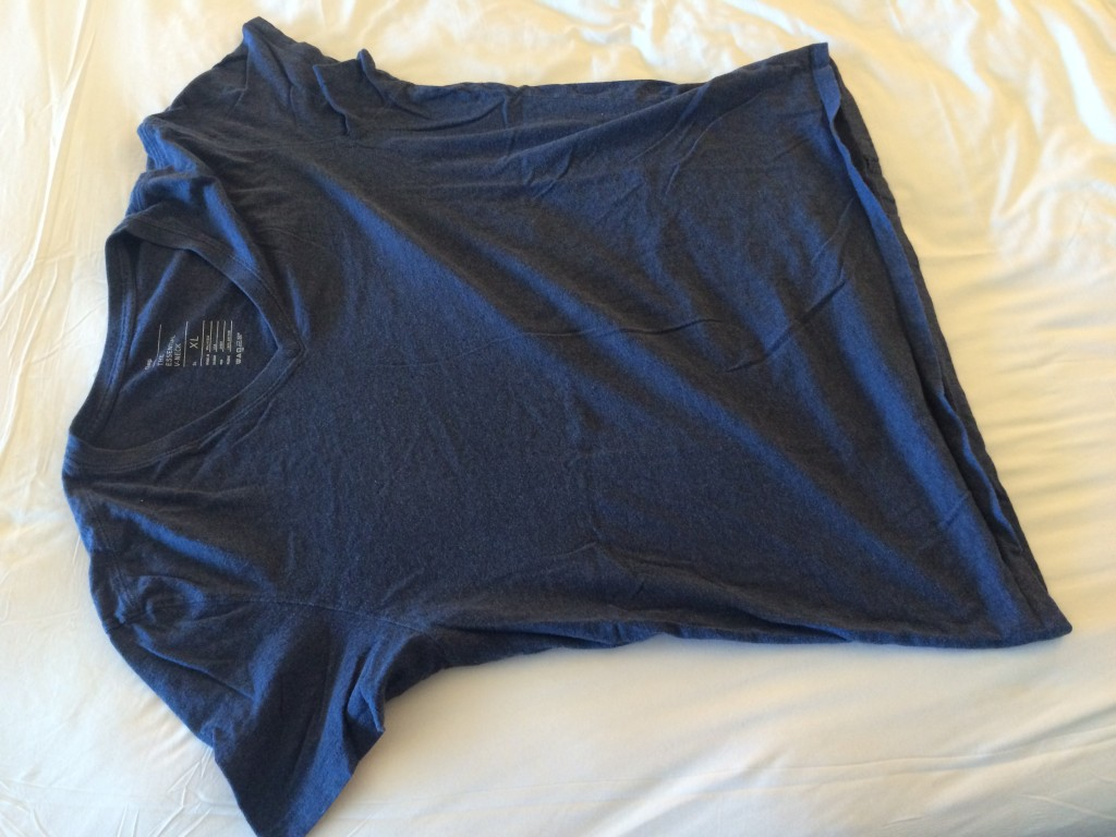 TravelSmith, Whats in my carry on, tee, t-shirt