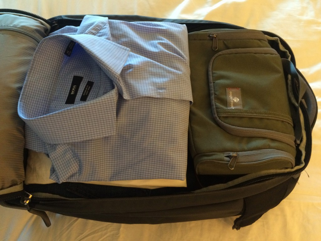 TravelSmith, Whats in my carry on