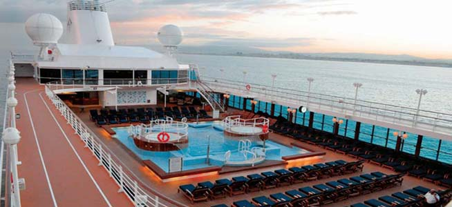 cruising, the majority of americans have never been on a cruise, deck