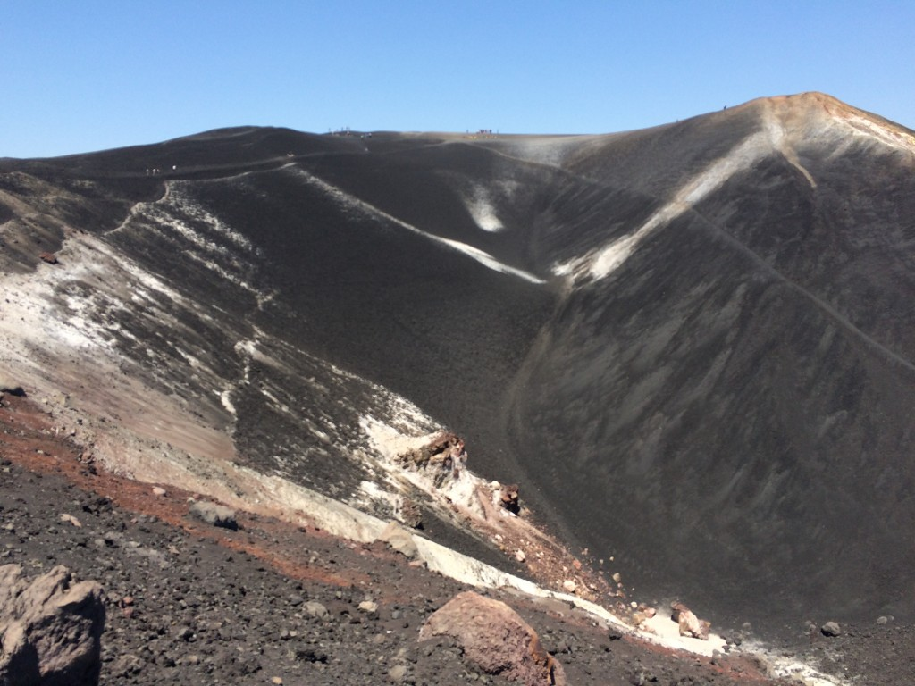 5 Awesome Things to do in Nicaragua, Nicaragua, Leon, Cerro Negro, volcano Boarding, view
