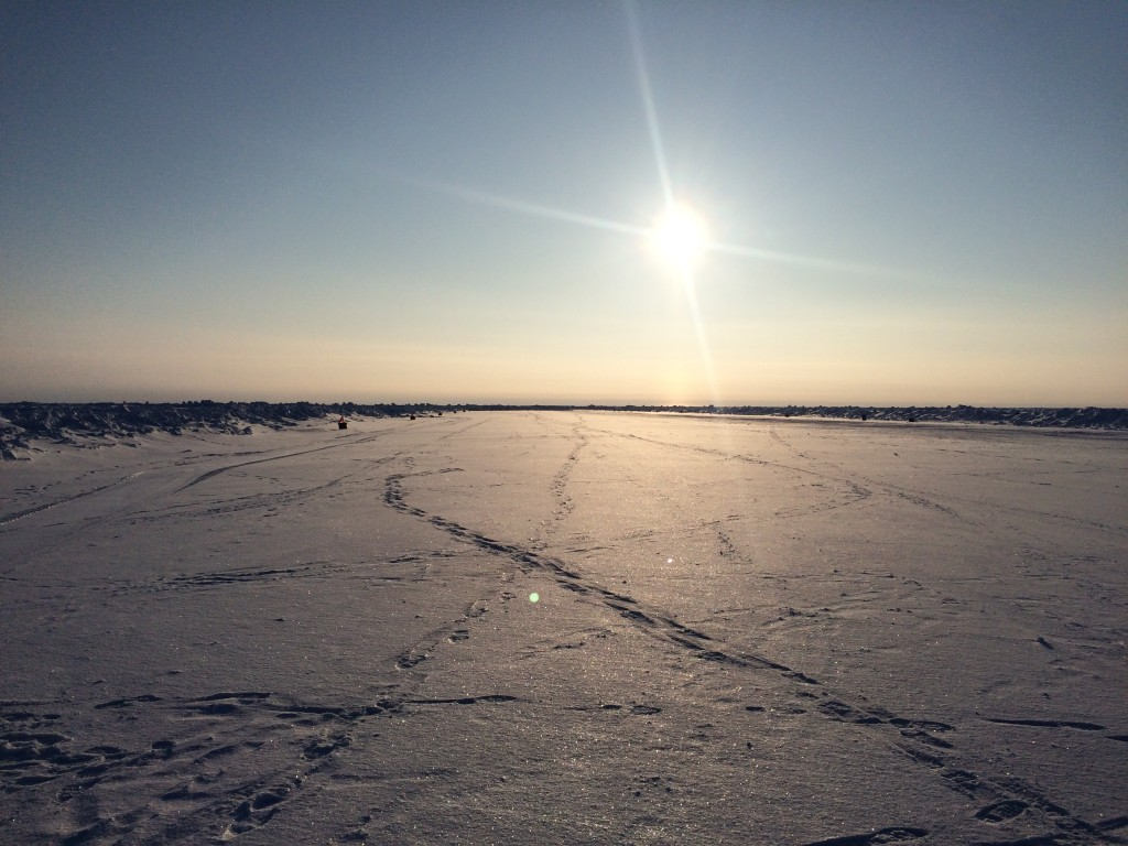 North Pole, The North Pole, How I made it to the North Pole, Barneo, runway