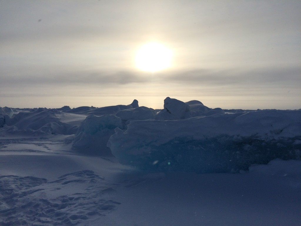 North Pole, The North Pole, How I made it to the North Pole, midnight