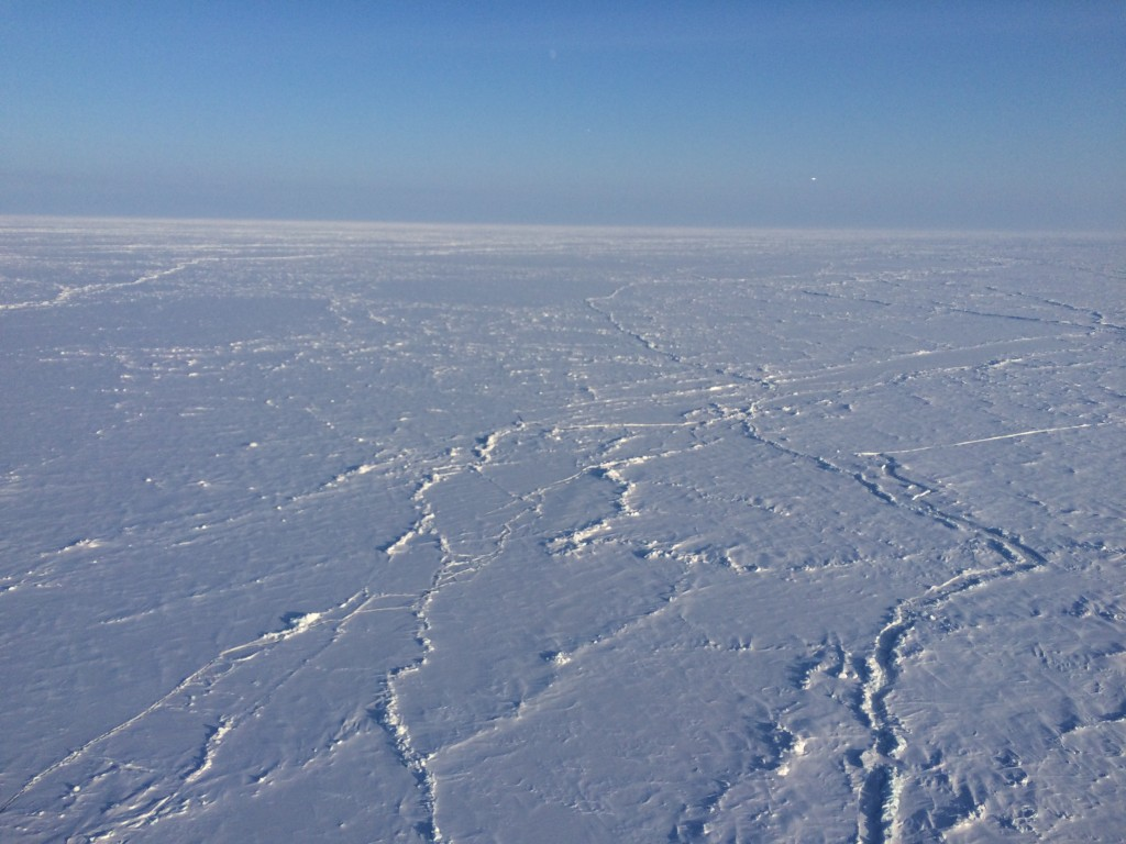 North Pole, The North Pole, How I made it to the North Pole, sea ice