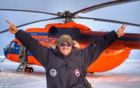 How I Made it to the North Pole