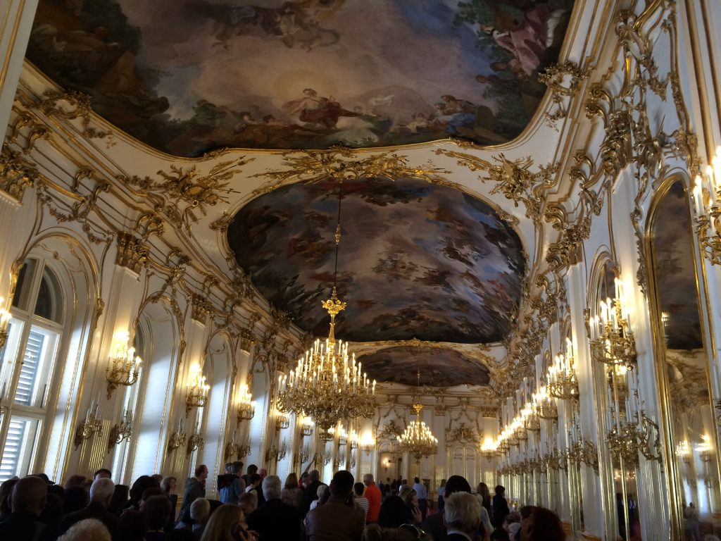 5 Awesome Things to do in Vienna, Austria, Vienna, Wien, Schoenbrunn Palace, inside