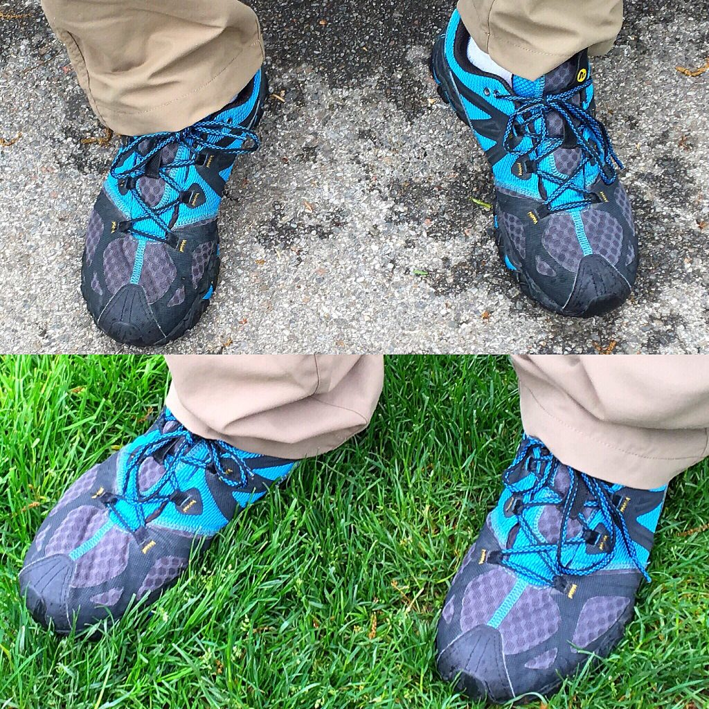 Men's Merrell Grassbow Air Shoes, TravelSmith, My TravelSmith Product Review
