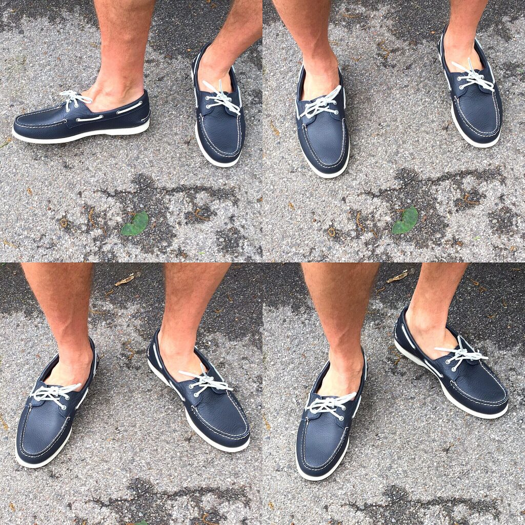 Men's Sperry Top-Sider Authentic Original Boat Shoes, TravelSmith, My TravelSmith Product Review
