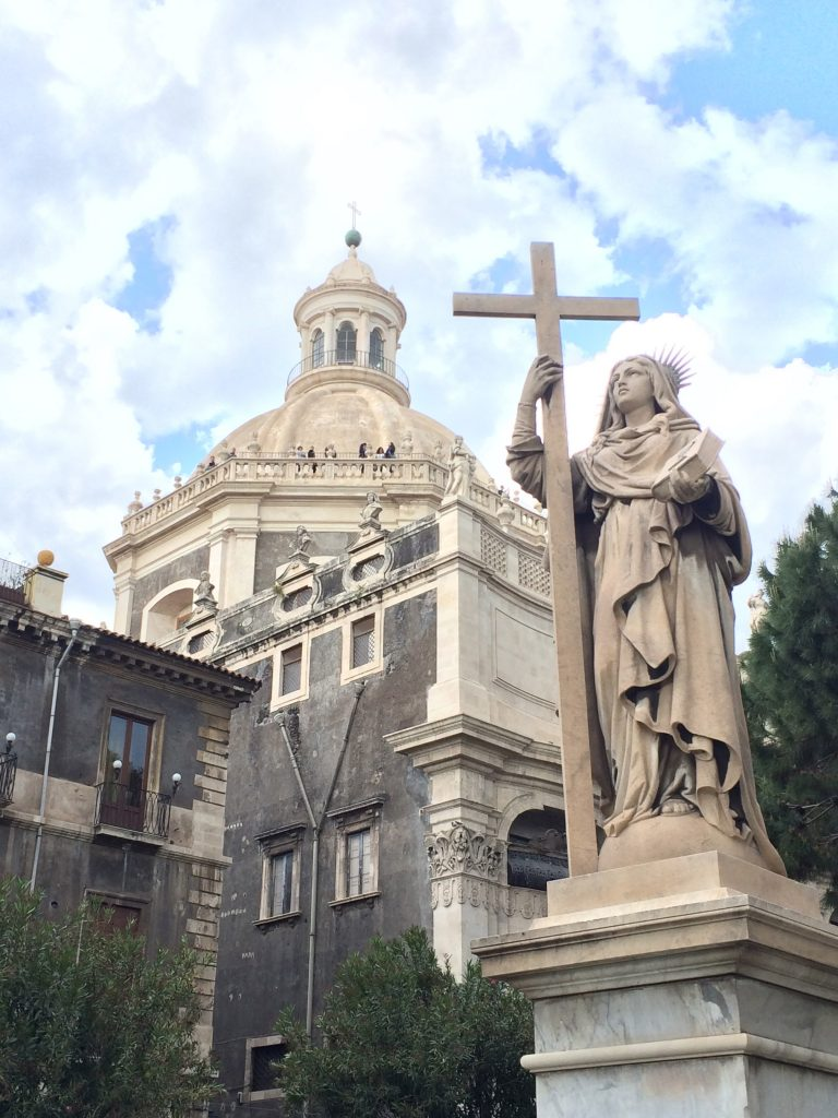3 Places Not to Miss in Sicily, Sicily, Catania, Italy, Duomo, Duomo Square