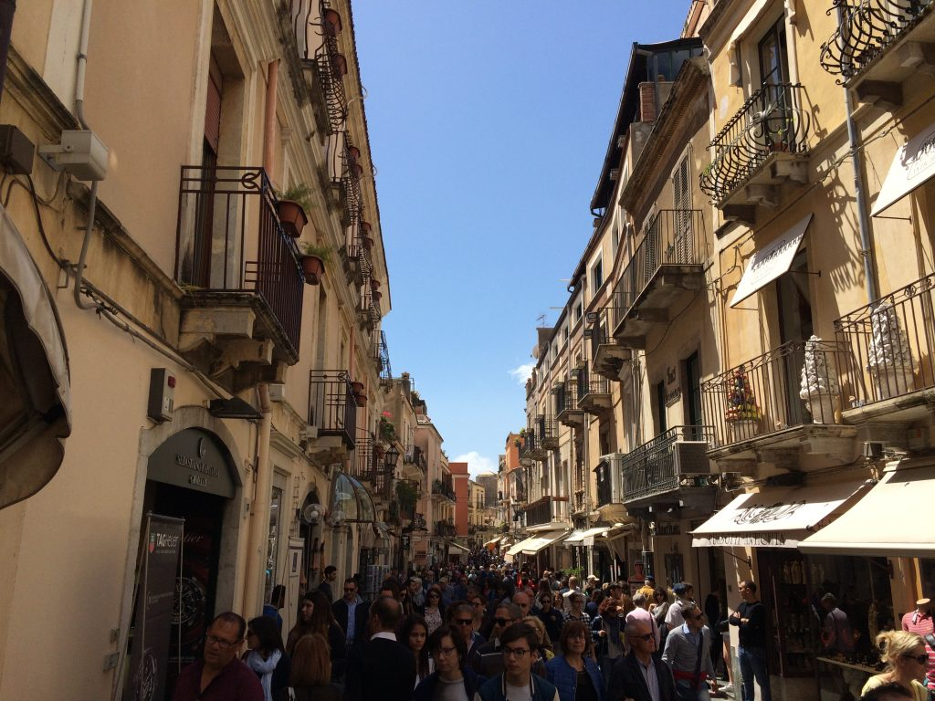 3 Places Not to Miss in Sicily, Sicily, Taormina, Corso Umberto