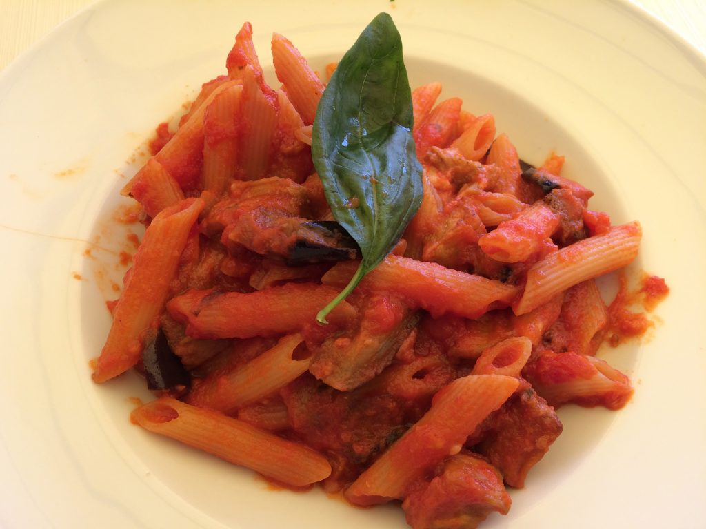 Taormina pasta, 3 Places Not to Miss in Sicily, Sicily, Taormina
