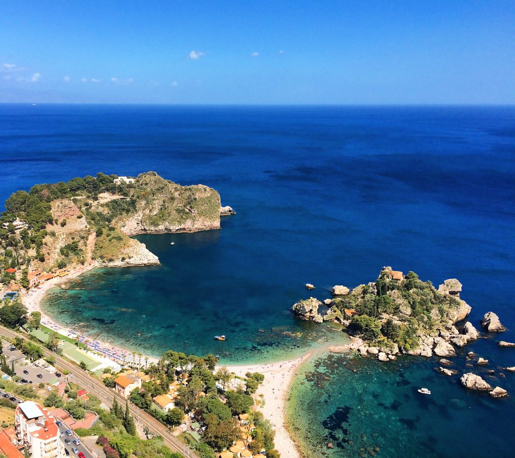 3 Places Not to Miss in Sicily, Sicily, Taormina, view
