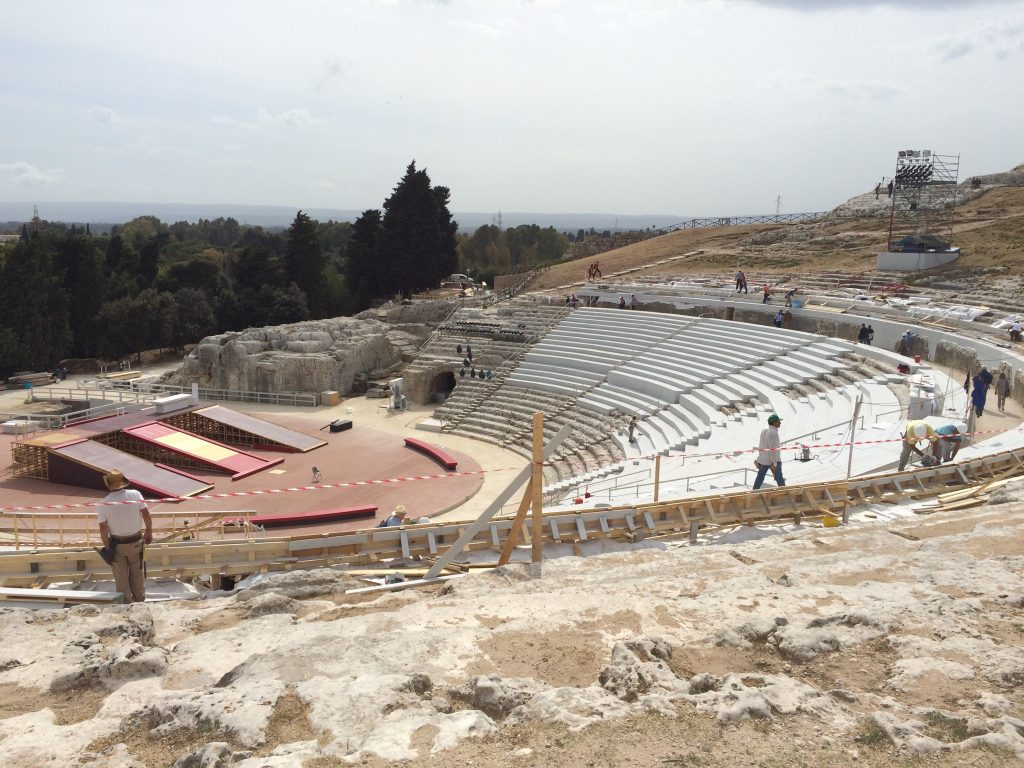 3 Places Not to Miss in Sicily, Sicily, Siracusa, Syracuse, Teatro Greco