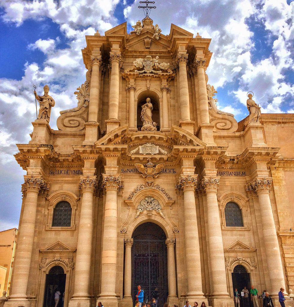 Duomo, 3 Places Not to Miss in Sicily, Sicily, Siracusa, Syracuse