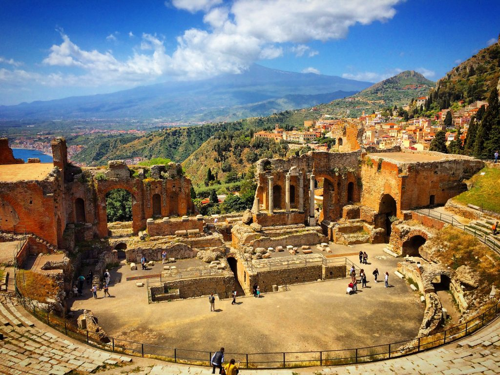3 Places Not to Miss in Sicily, Sicily, Taormina, Teatro Greco