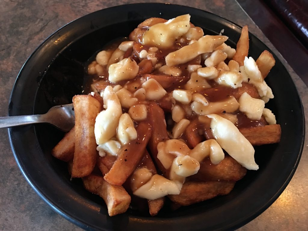 5 awesome things to do in Mont-Tremblant, Quebec, Canada, Poutine