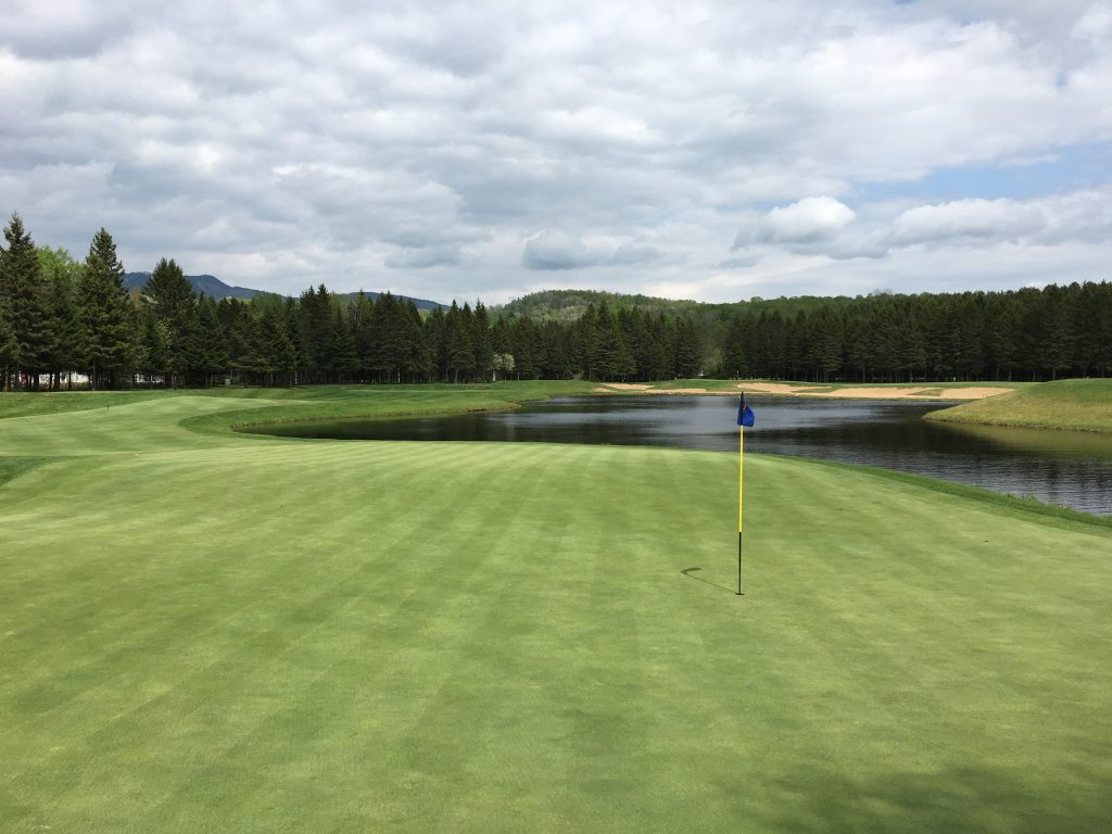 5 awesome things to do in Mont-Tremblant, Quebec, Canada, golf, Le Diable