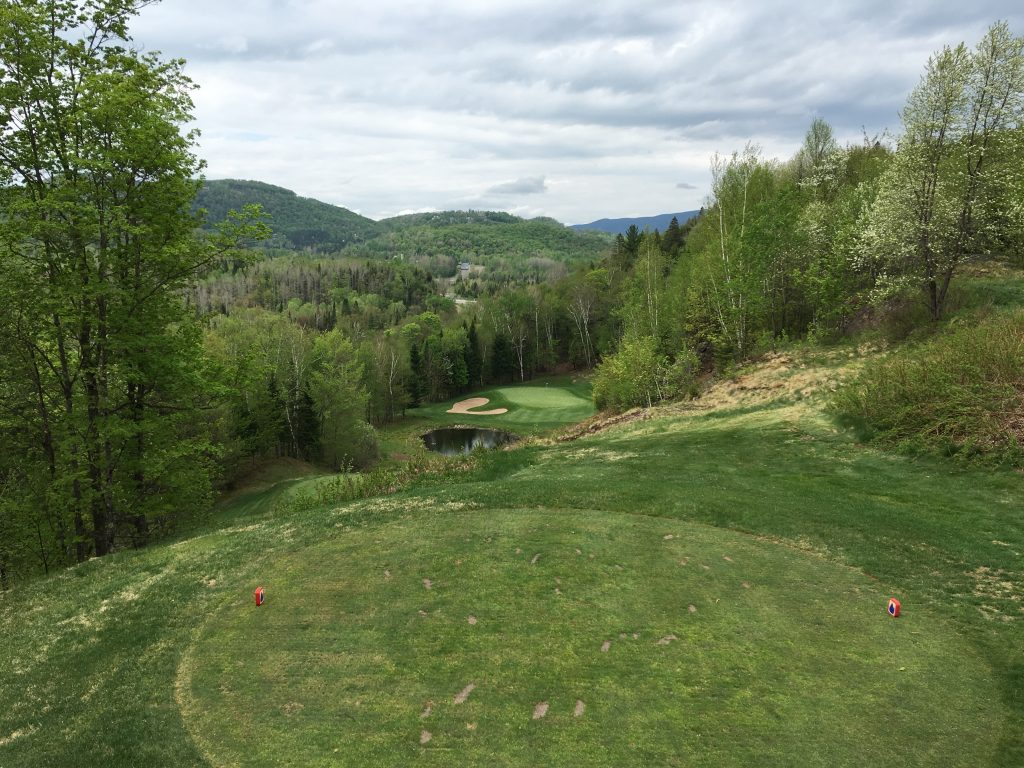 5 awesome things to do in Mont-Tremblant, Quebec, Canada, golf, par 3