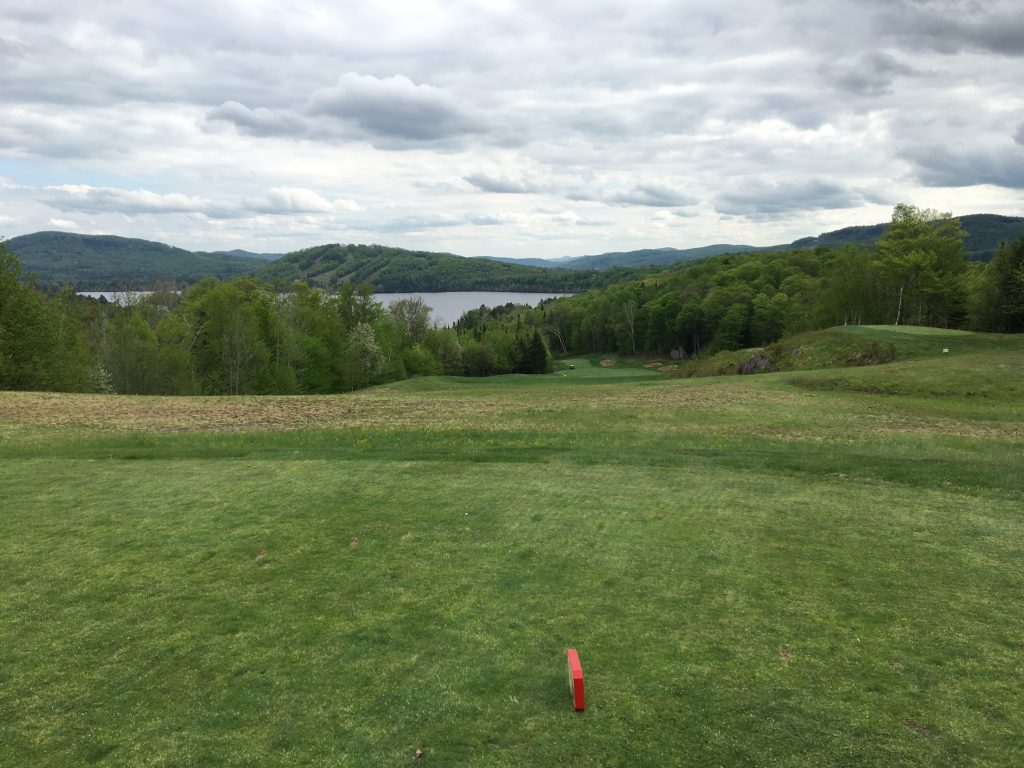 5 awesome things to do in Mont-Tremblant, Quebec, Canada, 15th hole, le Diable, golf