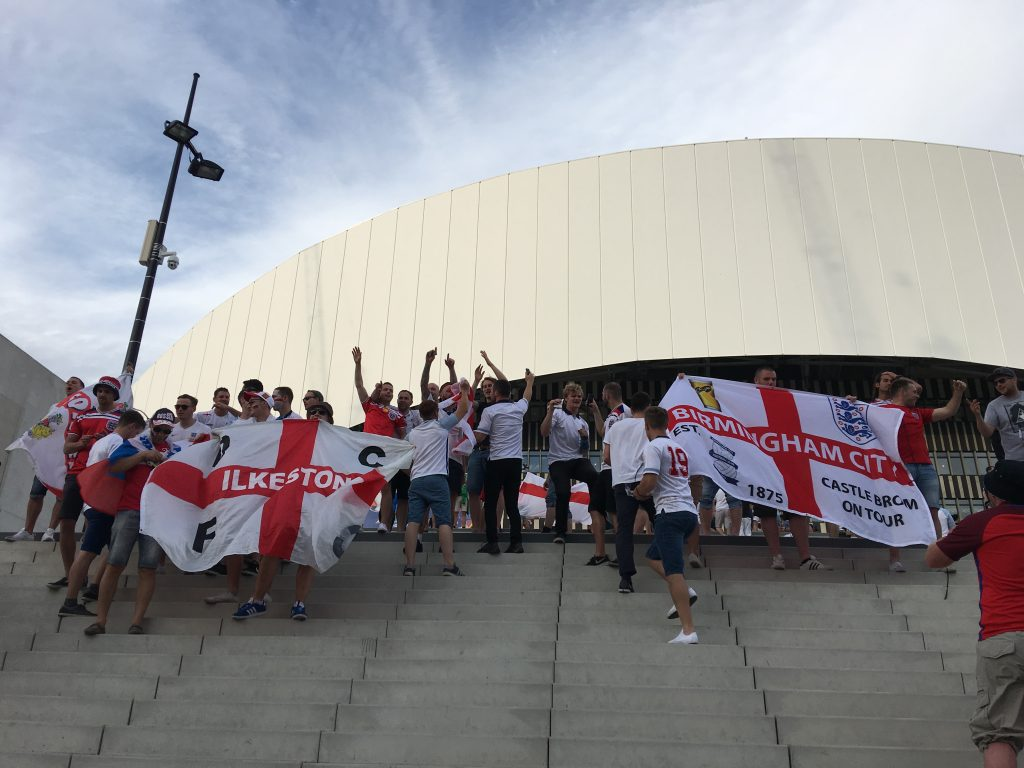 Euro 2016 Road Trip in France, Euro 2016 Road Trip, France, Euro 2016, UEFA Euro 2016, English fans, Stade Velodrome