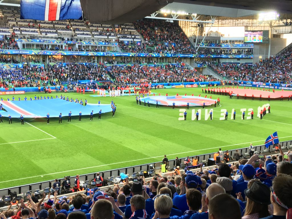 Euro 2016 Road Trip in France, Euro 2016 Road Trip, France, Euro 2016, UEFA Euro 2016, Saint-Etienne, Iceland, Portugal