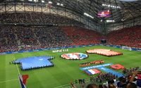 Euro 2016 Road Trip in France