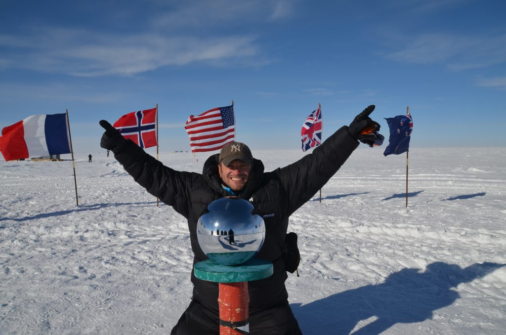 The 10 Most Memorable Trips of My Life, Most Memorable Trips, South Pole, Antarctica, Lee Abbamonte