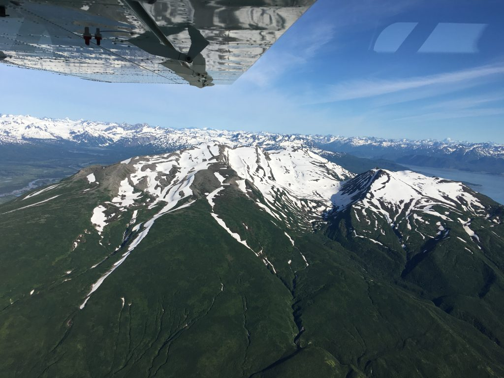 Day Trip to Lake Clark National Park, Lake Clark National Park, NPS, Alaska, scenic flight