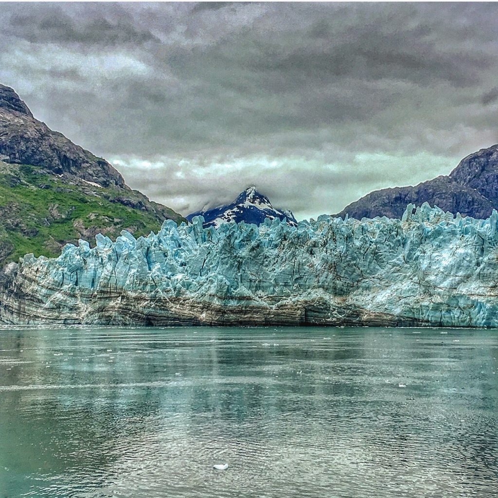 Day Cruise in Glacier Bay National Park, Glacier Bay National Park, Alaska, Gustavus, Margerie Glacier