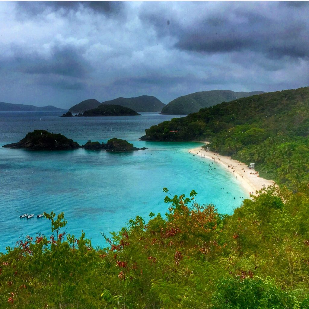 My SPG Amex trip to St. John, US Virgin Islands, St. John, Saint John, SPG Amex, Starwood, American Express, Westin, Trunk Bay, Virgin Islands National Park, USVI