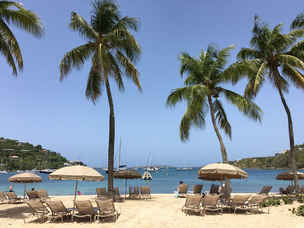 Starwood St. Thomas Virgin Islands