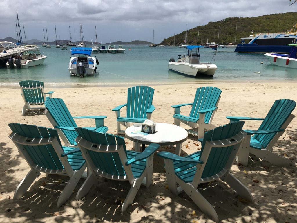 My SPG Amex trip to St. John, US Virgin Islands, St. John, Saint John, SPG Amex, Starwood, American Express, Westin, chairs