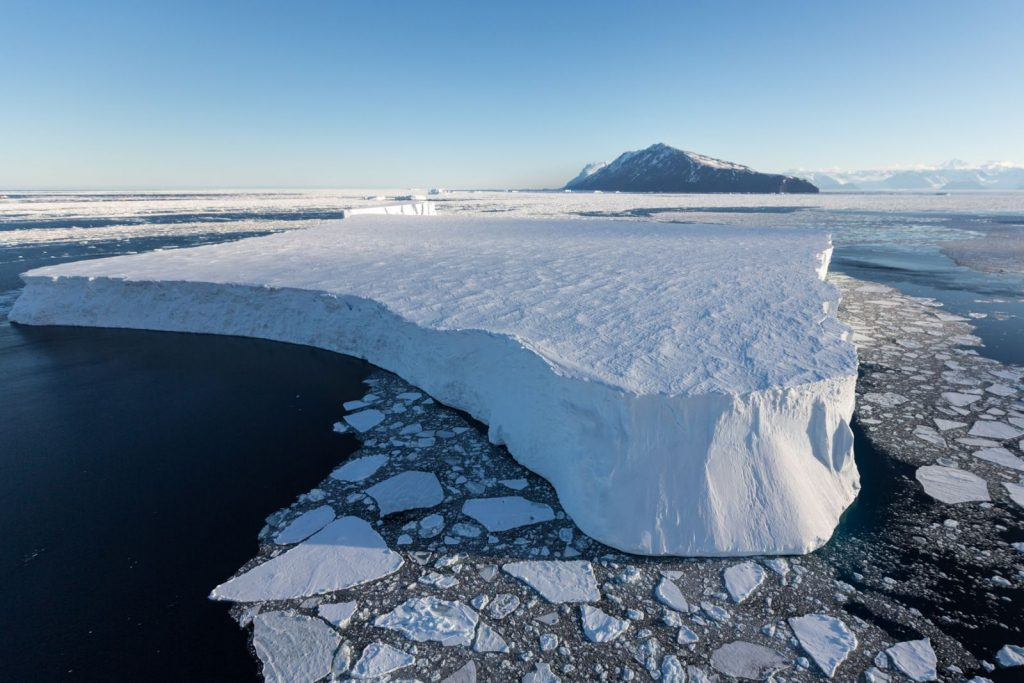 10, Amazing Photos from Antarctica, Antarctica, 10 Amazing Photos From Antarctica That'll Make You Want To Go Now, Ross Sea, Table Iceberg, Cape Adare