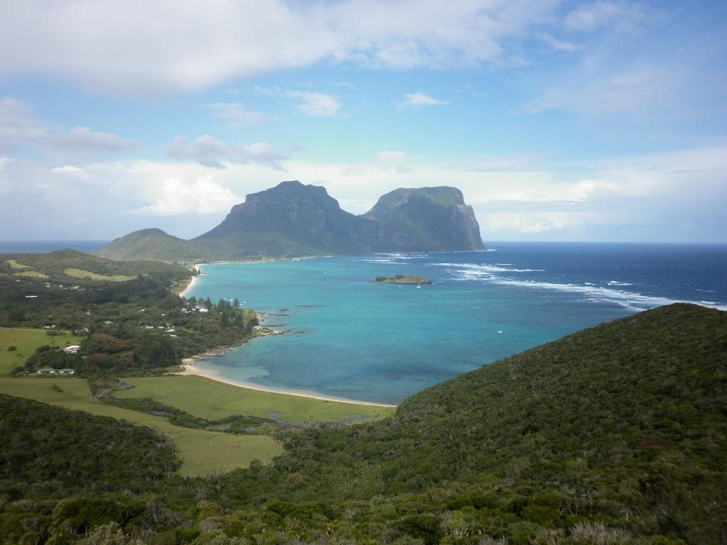 10 of the Most Beautiful Places in the World, Lord Howe Island, Australia