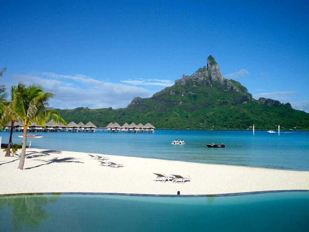 10 of the Most Beautiful Places in the World, Bora Bora, Tahiti, French Polynesia