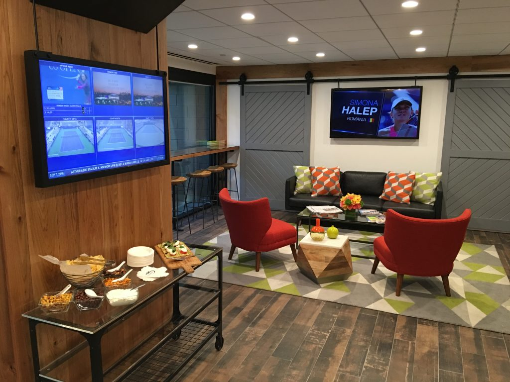 The 2016 US Open With SPG Amex, SPG Amex, Starwood, Amex, American Express, US Open, US Open with SPG Amex, Amex suite