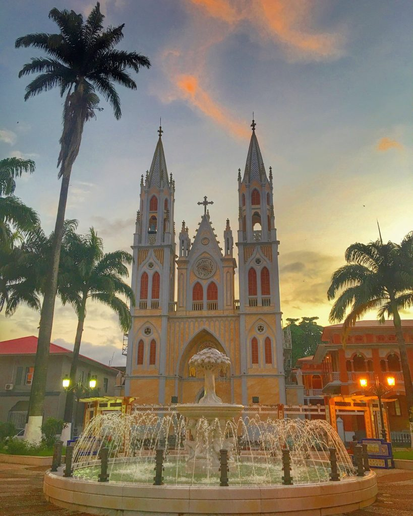 Equatorial Guinea is the Weirdest Country in the World, Equatorial Guinea, Malabo, cathedral