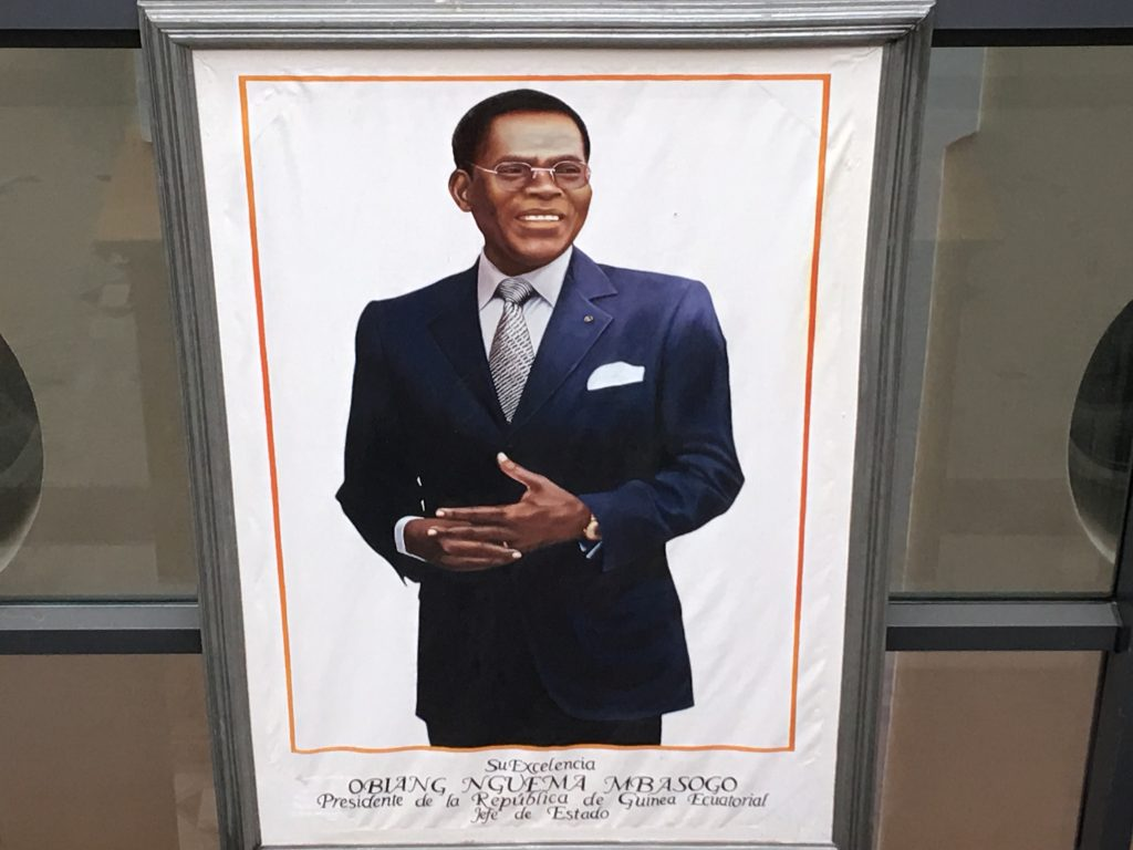 Equatorial Guinea is the Weirdest Country in the World, Equatorial Guinea, Malabo, President Obiang photo