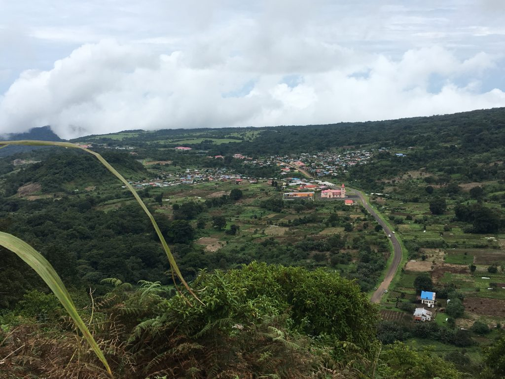 Equatorial Guinea is the Weirdest Country in the World, Equatorial Guinea, Malabo, view