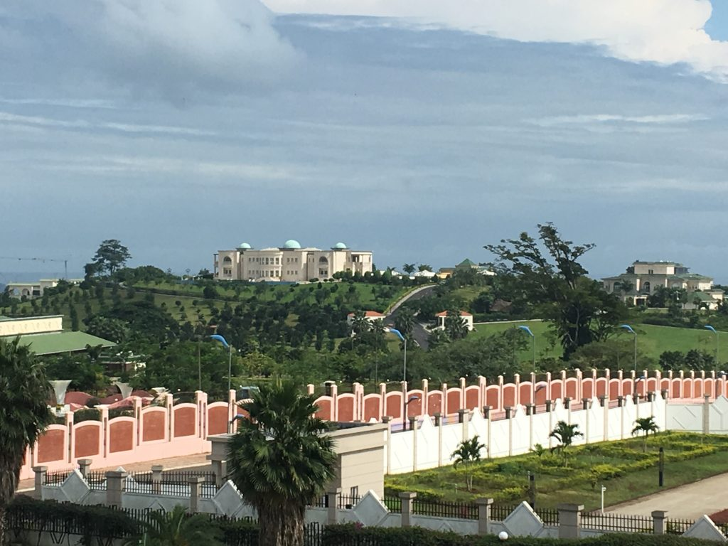 Equatorial Guinea is the Weirdest Country in the World, Equatorial Guinea, Malabo, Presidential Palace