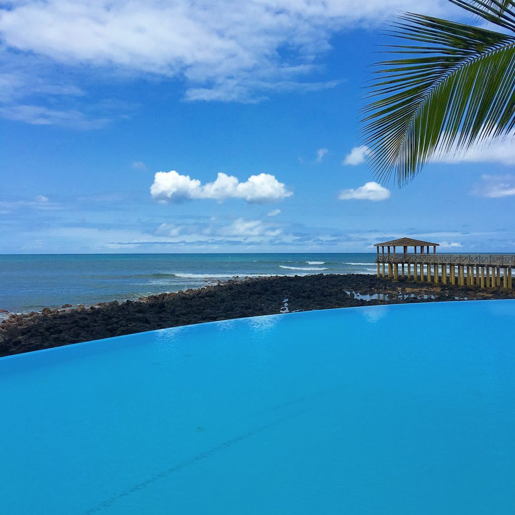 3 days in Sao Tome and Principe, Sao Tome and Principe, Sao Tome, Pestana Hotel, pool