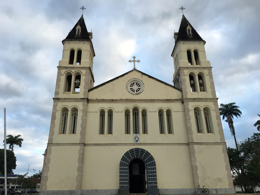 3 days in Sao Tome and Principe, Sao Tome and Principe, Sao Tome, Cathedral