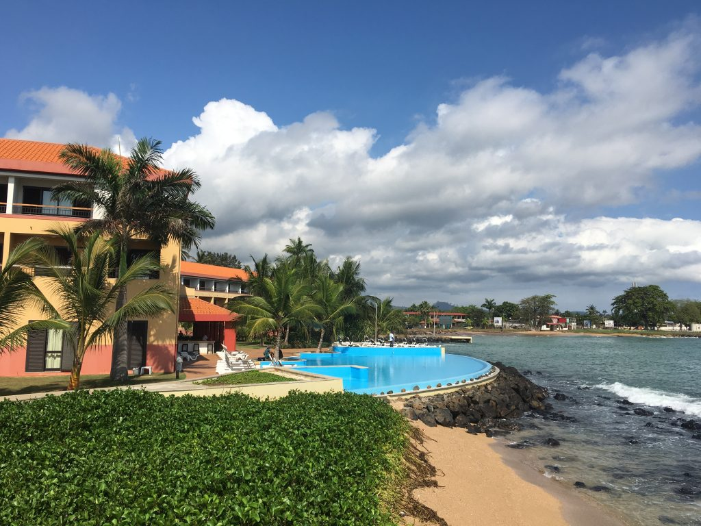 3 days in Sao Tome and Principe, Sao Tome and Principe, Sao Tome, Pestana Hotel