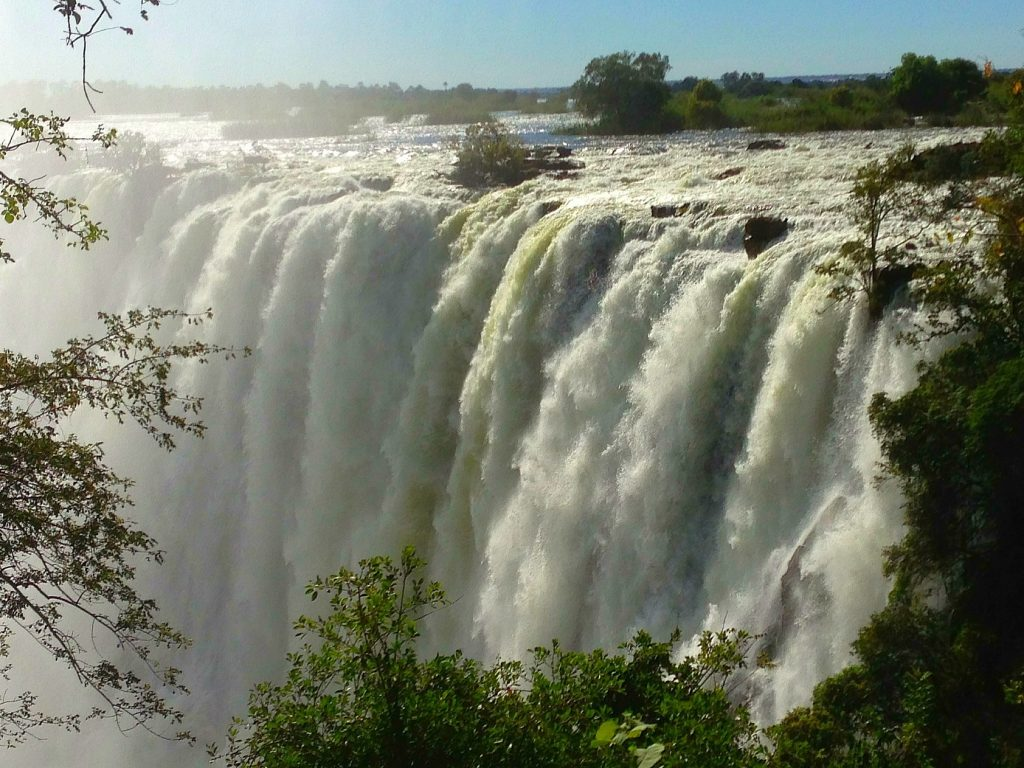 10 of the Most Beautiful Places in the World, Victoria Falls, Zambia, Zimbabwe, Africa